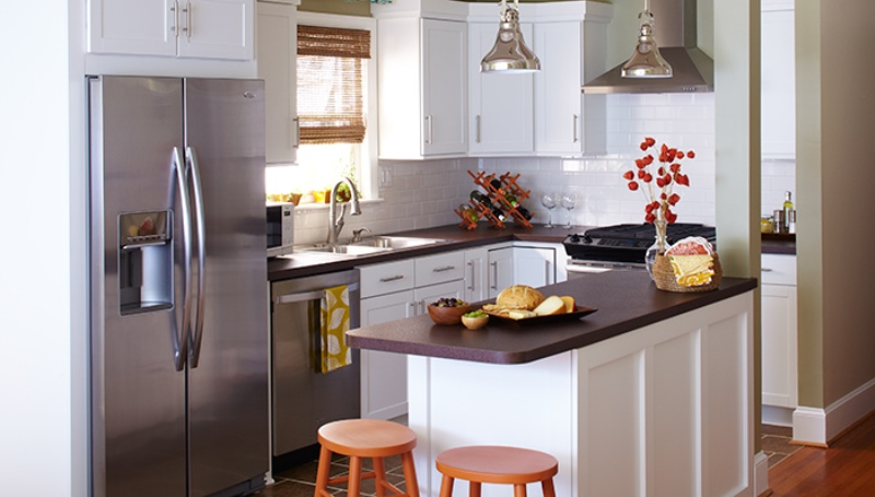 Picture of How to Update an Old Kitchen on a Budget