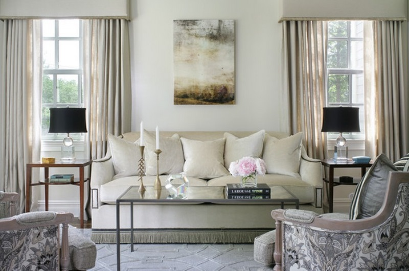 Picture of Small Living Room Designs and Decorations
