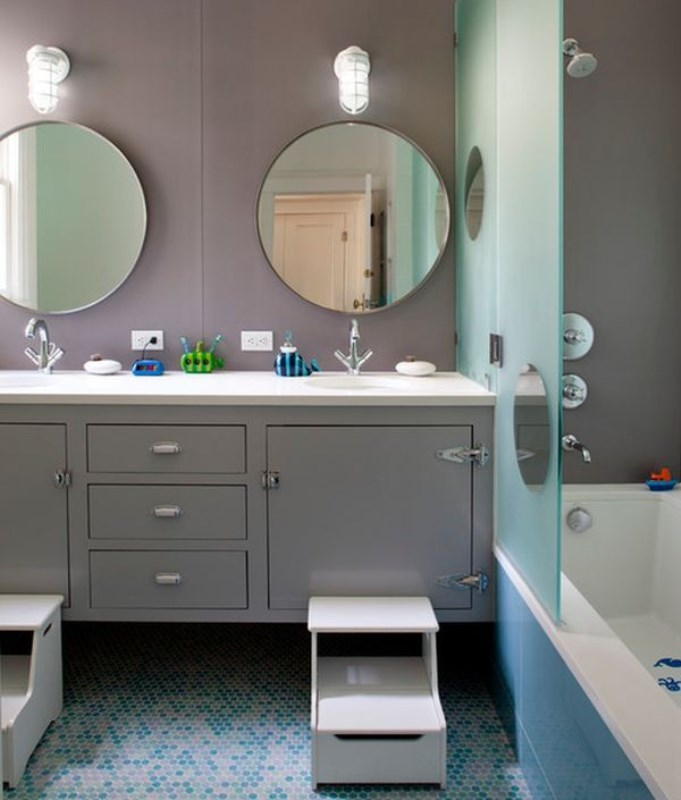 Picture of Make Your Bathroom Kid Friendly